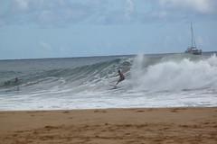 Surfers 13 (jtbradford) Tags: kauai hawaii