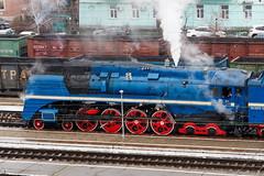 Taganrog 154 (Alexxx1979) Tags: 2017 city december locomotive railroad railway rostovoblast russia winter taganrog wagons вагоны железнаядорога город декабрь зима п360218 локомотив паровоз паровозп36 паровозп360218 россия ростовскаяобласть таганрог