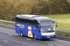South Gloucestershire, Patchway - NX08 AAA (FJ60 HYX) (peco59) Tags: nx08aaa fj60hyx volvo b9r b9 caetano ct650 levante southgloucestershirepatchway southgloucestershirebuscoach megabus coach psv pcv sg8