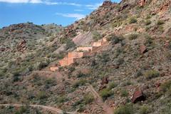 Mine Foundation (bkamerman) Tags: belmont mine trail