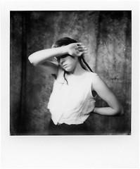 SX70-V750-ORG-01-05-1980px_PRN_PRN (PhotoVisionProject-Art) Tags: polaroid sx70 analog portrait girl identity