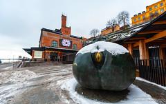 Lightroom-454 (Fin.travel) Tags: стокгольм stockholm nikon d700 1424mm iso100 winter citylife city street streetphotography lightroom 14mm fotografiska fintravel