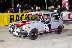 Monte-Carlo Historique 035 (Escursso) Tags: 270 1978 2019 22e a112 abarth autobianchi barcelona barcelone catalonia catalunya cotxes fia historique montecarlo cars classic historic motorsport racing rally rallye spain
