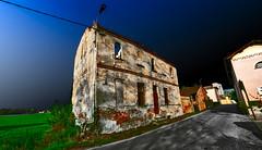 The ghost house (Marco Trovò) Tags: marcotrovò hdr canoneos5d casteggio pavia italia italy city città strada street edificio building casaabbandonata abandonedhouse