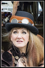IMG_0152-7 (Scotchjohnnie) Tags: whitbysteampunkweekendfebuary2019 whitbysteampunkweekend steampunk costume thepavillion people portrait female canon canoneos canon7dmkii canonef70200mmf28lisiiusm scotchjohnnie