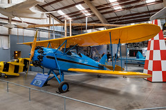 Waco RNF (Serendigity) Tags: arizona pimaairspacemuseum rnf tucson usa unitedstates waco aircraft aviation biplane hangar indoors museum unitedstatesofamerica