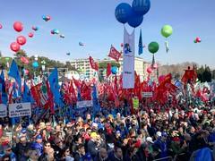 IMG_20190209_125803 (i'gore) Tags: roma cgil cisl uil futuroallavoro sindacato lavoro pace giustizia immigrazione solidarietà diritti