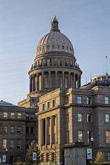 Idaho State Capitol (dckellyphoto) Tags: idaho boiseidaho boise capitol dome statehouse government adacounty usa 2018