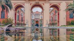 Palazzo Reale (FButzi) Tags: genova genoa liguria italy italia palazzo reale reflection water stefano balbi rolli barocco genovese