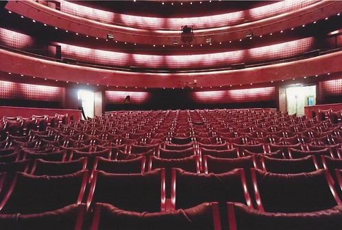 the magic of the theater