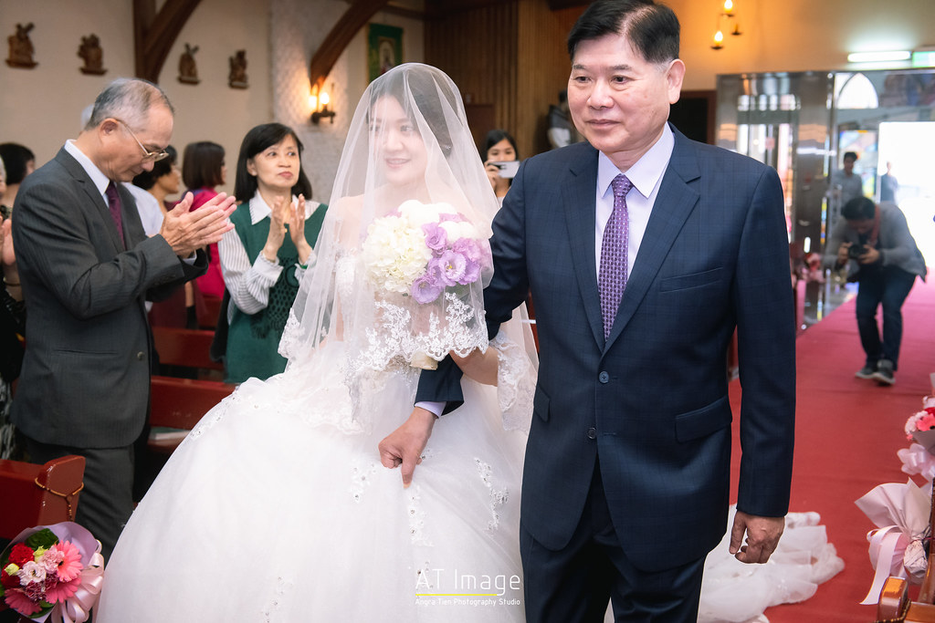 <婚攝> Jerry & Wendy / 教堂 世貿三三