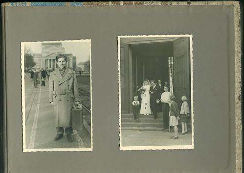 AlbumC307 Gesamtseite 42, 1930-1950er