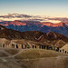Shooting the Sunrise at Zabriskie Point