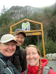 hike up to Sea To Summit  with Jill.. (iwona_kellie) Tags: seatosummit hike weekend spring jill march 2019 britishcolumbia canada sunday fun hiking trail