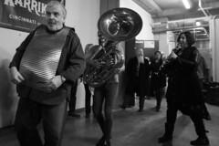 Lagniappe (of Cincinnati) @ Bockfest 2019 (Ed Gloria) Tags: cincy beer heritage brewery band livemusic cajun german festival washboard tuba clarinet brass woodwind percussion