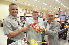 Inauguração - Da Praça Supermercado