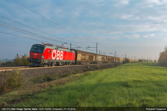 1293 012 (Il Fotografo Ferroviario) Tags: railcargocarrieritalia rcci obb 1293012 1293 vectron siemens polesella lineaveneziabologna