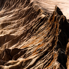 In Canyons 322 (noahbw) Tags: california d5000 nikon torreypinesstatereserve abstract autumn canyon desert erosion fractals landscape natural noahbw patterns rock shadow square stone weathered