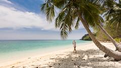 Beach beauty (hjuengst) Tags: thailand kohkradan beach strand palme palmtree ocean meer clouds wolken island insel