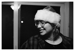holiday hottie (Joe Jesus) Tags: film filmphotography nikon f2 tmax tmax400 35mm nikonf2 december 2018 hc110 homedeveloping indiana