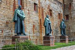 Preussische Könige / Prussian kings / Пруски крале (mitko_denev) Tags: германия баденвюртемберг germany deutschland badenwürttemberg хоенцолерн hohenzollern castle burg
