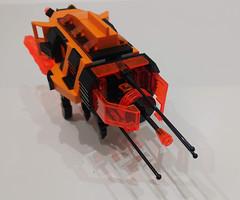 The Incredibles Machine (Legomfr) Tags: lego legomoc legospace legodisney theincredibles