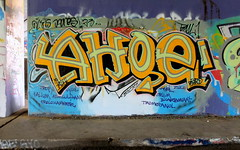 Mssls (oerendhard1) Tags: graffiti streetart urban art rotterdam oerendhard maassluis ahoe