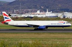 G-MEDG_01 (GH@BHD) Tags: gmedg airbus a321 a321200 a321231 ba baw britishairways speedbird shuttle unionflag bhd egac belfastcityairport aircraft aviation airliner