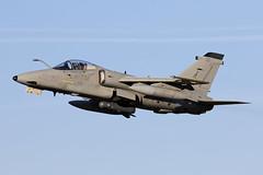 MM5190_AMXInternationalA-11B_ItalianAF_LIPS_Img03 (Tony Osborne - Rotorfocus) Tags: a11b a11 amx international ghibli italian air force italy istrana lips 2019