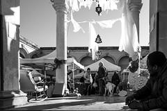 Black&White (Boscardin Francesco) Tags: siracusa ortigia mercato market black white blackwhite blackandwhite street photo leica q leicaq summilux