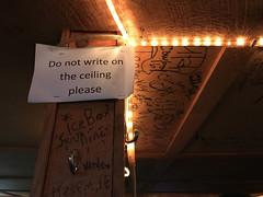 That ship has sailed (plasticfootball) Tags: missouri bourbon route66 tavern bar askingnicely towntavern inexplore