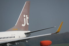Jettime Boeing 737-73S OY-JTT (Intothevoid._) Tags: canonphotography canon boeing737 boeing 737 civilaviation passengerairliner airliner aircraft airplane aeroplane aviation planes planespotting plane lutonairport luton jettimeairlines jettime