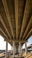 South Mountain Freeway - Salt River Bridges January 2019 (Arizona Department of Transportation) Tags: smf saltriverbridges construction 2019 bridges deckpour c202p laveen az usa ususa840 freewayconstruction arizona highways concrete