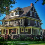 Picton Ontario - Canada - Brown's Manor Bed and Breakfast  - Architecture Georgian Style thumbnail
