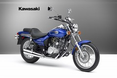 2006 kawasaki eliminator 125 (MUJDAT TEZCAN) Tags: 2006 kawasaki eliminator 125cc cruiser motorbike motorcycle japanese