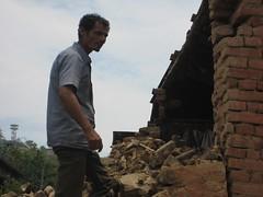 Aide aux communautés victimes de catastrophes naturelles au Népal (infoglobalong) Tags: bénévolat humanitaire stage bâtiment construction reconstruction catastrophe séisme tremblementdeterre maison structure chantier asie népal
