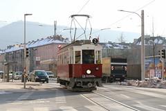 2019-01-25, Innsbruck, Pembaurstrasse (Rennerschule) (Fototak) Tags: tram strassenbahn ivb tvb innsbruck austria ligne2 4