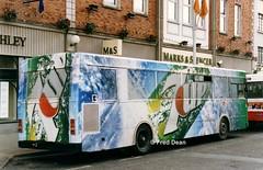 Bus Eireann KC163 (89D17144). (Fred Dean Jnr) Tags: buseireann gac kc163 89d17144 wrap 7up cork alloverad stpatricksstreetcork uzg163