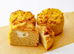 2019.02.08 Low Carbohydrate, Healthy Fat Pumpkin Muffins with Cream Cheese Filling, Washington, DC USA 09751