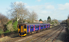 150238. (curly42) Tags: 150238 class150 1502 sprinter dmu unit travel transport publictransport gwr