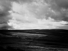 oxenhope2 (olveres) Tags: hiking legacy glass olympus omd canon fd oxenhope black white bw westyorkshire