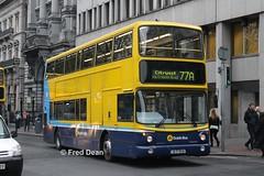 Dublin Bus AX491 (06D30491). (Fred Dean Jnr) Tags: dublinbusroute77a rend volvo b7tl alexander alx400 ax491 06d30491 collegegreendublin november2013 dublinbus dublinbusyellowbluelivery busathacliath transbus