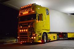 Scania R620 V8 Streamline Topline Adela Tona Frigo (SK) (LiTTLeeG.photo) Tags: scania r620 v8 streamline topline adela tona frigo