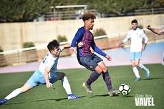DSC_5015 (VAVEL España (www.vavel.com)) Tags: fcb barcelona barça juvenil dh zaragoza cantera masia planterfcb fútbol football soccer futebol azulgrana blaugrana culé