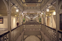 5th Floor, Palace Wing by night
