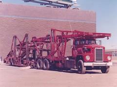 Dodge: Olympic A/S (Phoenix) (PAcarhauler) Tags: carcarrier dodge truck trailer tractor mopar