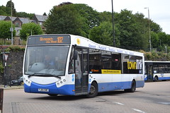 New Adventure Travel (Will Swain) Tags: pontypridd 11th august 2018 bus buses transport travel uk britain vehicle vehicles county country cymru wales south valleys nat comfort delegro