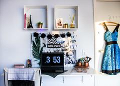 Decor New bedroom (Jessica Cazal) Tags: bedroom decoration decoração decoracao pinterest girl girlie decor tumblr