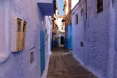 Chefchaouen, Morocco, January 2019 D810 744 (tango-) Tags: chefchaouen bluecity villaggioblu bluevillage morocco maroc 摩洛哥 marruecos марокко المغرب