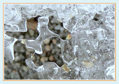Icey2 (Goose Spittin' Image Photography) Tags: ice closeup winter 2019 summerland patterns
